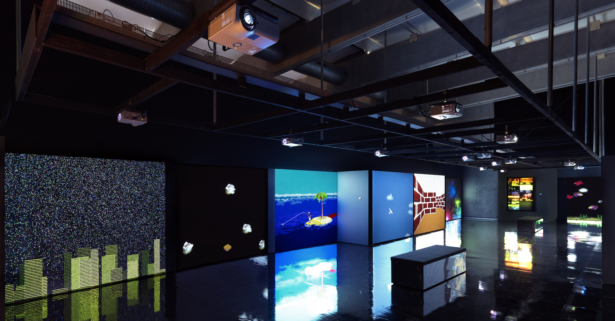 Rafa 235 L Rozendaal Exhibitions