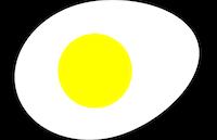 egg alone .com