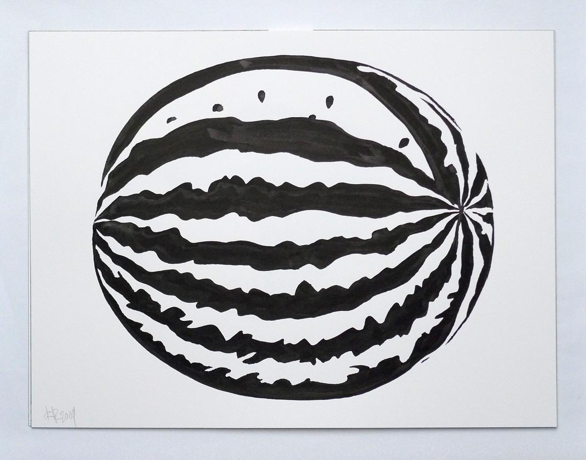 картинки черно белые арбузики идеальны для формирования
