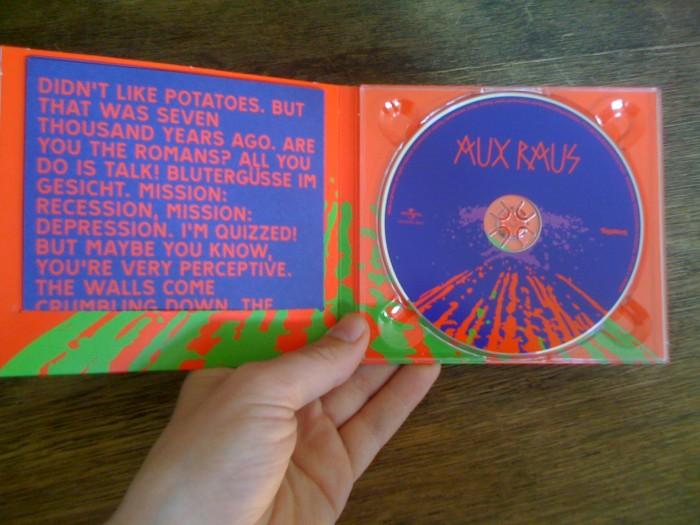 aux raus cd