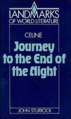celine journey to the end of the night