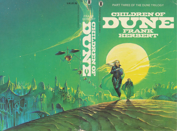 An analysis of the topic of dune novel by frank herbert