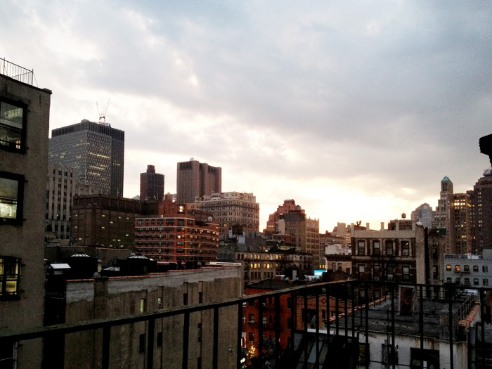 Rafa 235 L Rozendaal Awesome View From My Apartment In New York