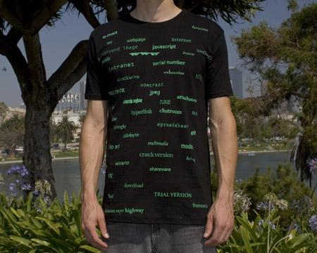 tagbanger internet tshirt
