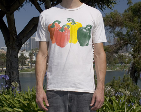 tagbanger four peppers tshirt