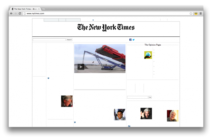 text free browsing NY times