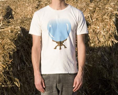 tagbanger crystal ball shirt