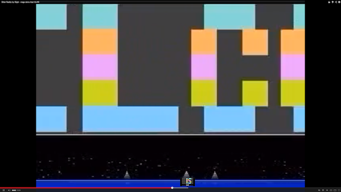 demoscene atari