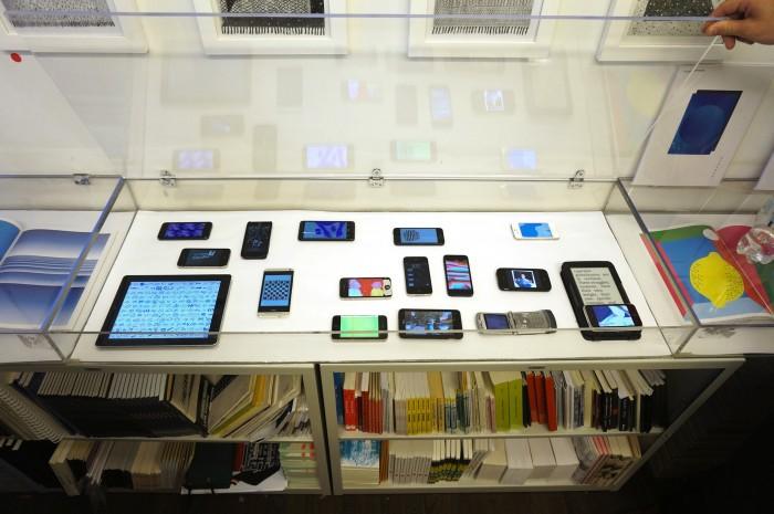 BYOB Mobile printed matter