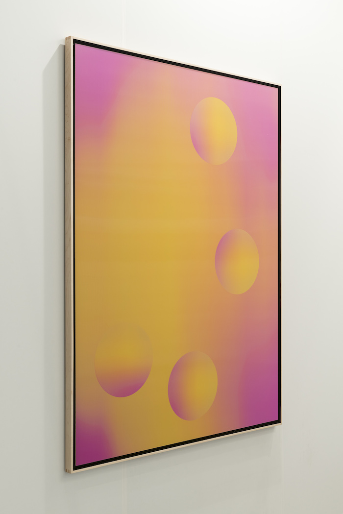 Rafael Rozendaal lenticular paintings 2014